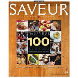 The SAVEUR 100 Quiz
