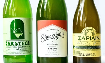 Three Basque Ciders to Drink Right Now