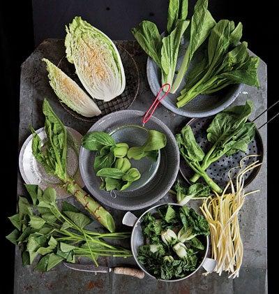 Farm-Fresh Asian Greens