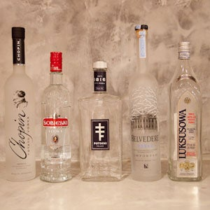 Putting Polish Vodkas to the (Taste) Test