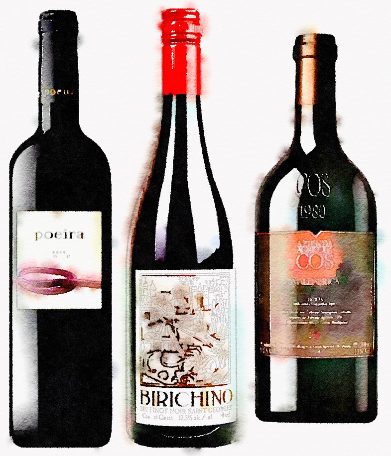 For Valentine's Day, Wines Made with Love