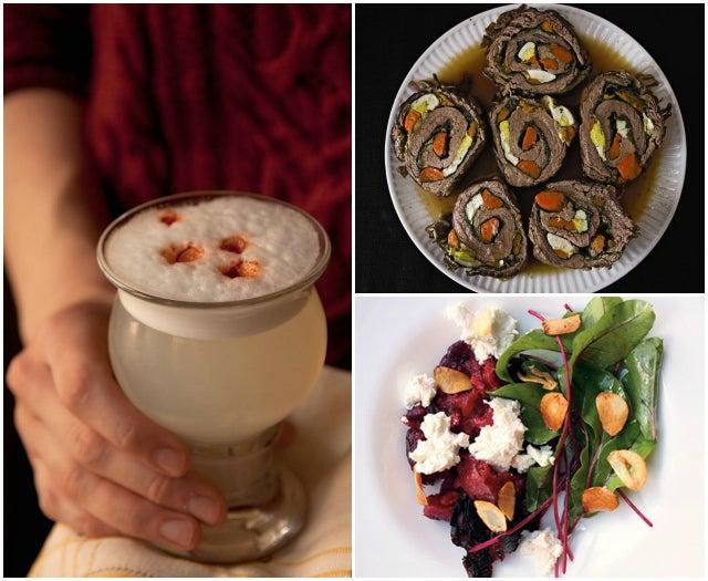 Menu: A Chilean Family Lunch