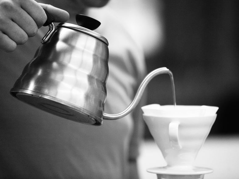 Eye Opener: Discovering Pour-over Coffee