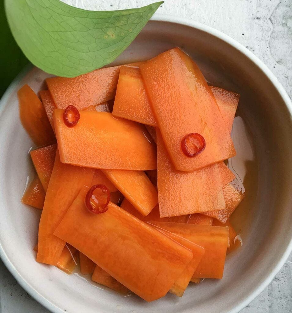 Japan Carrots