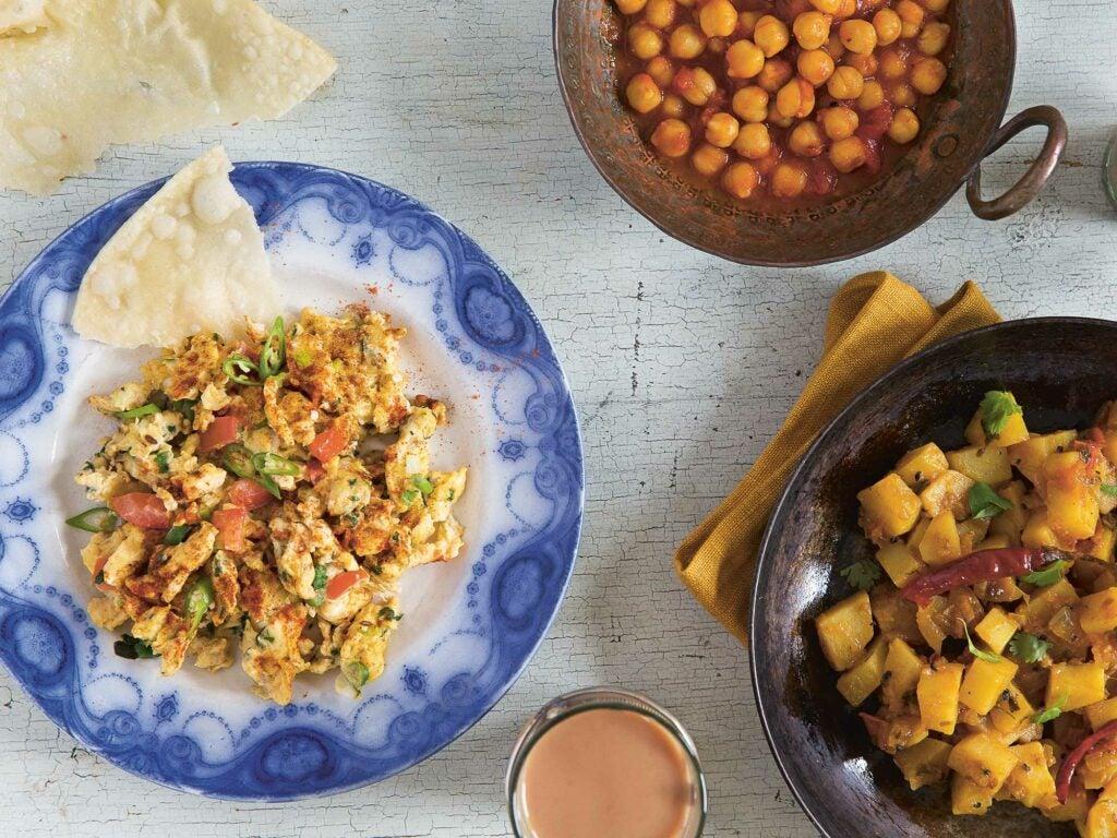 Pakistani snacks