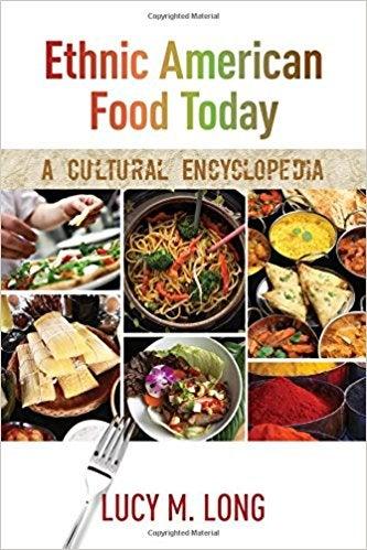 ethnic cookbook