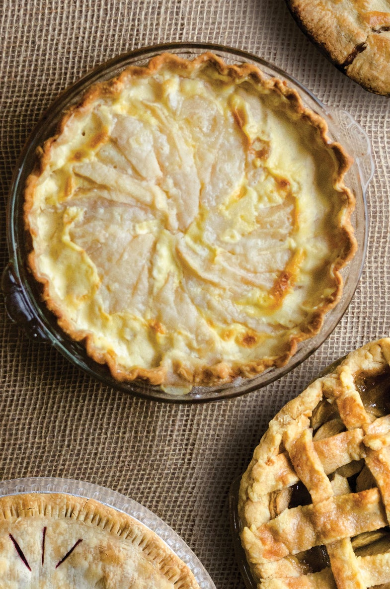 Nelson Pear Pie