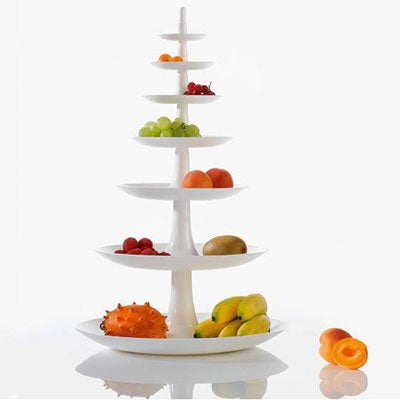 Multi-Tiered Serving Tray