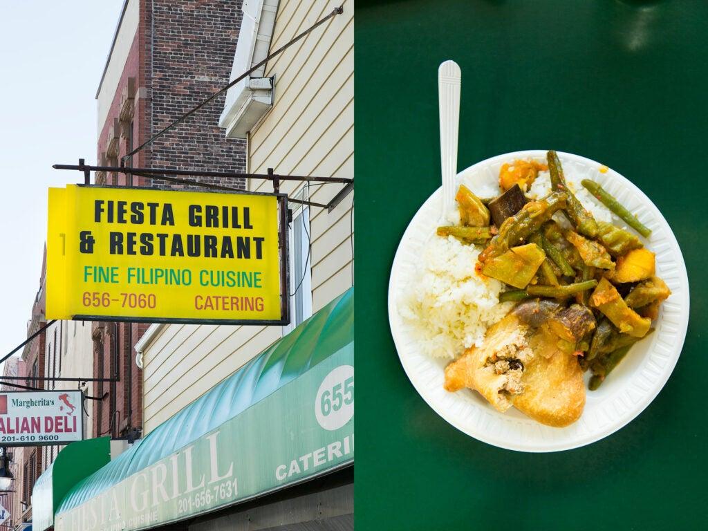 Jersey City Fiesta Grill pinakbet