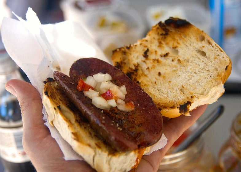 Choripán Will Put Your Hot Dog To Shame