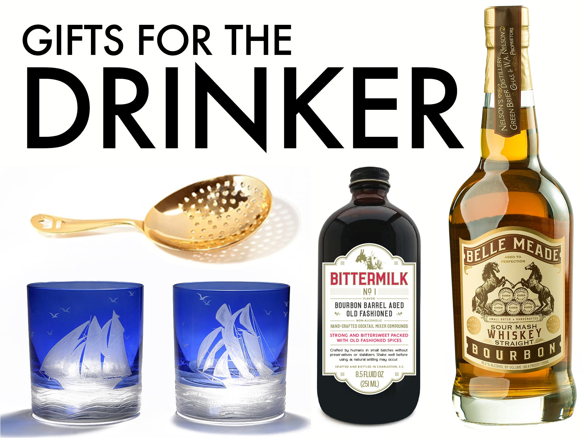 Saveur Selects: Gifts for the Drinker