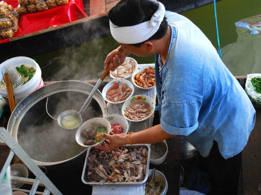 Bangkok Hawker Soup