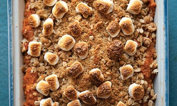 How Sweet It Is: The Perfect Sweet Potato Casserole