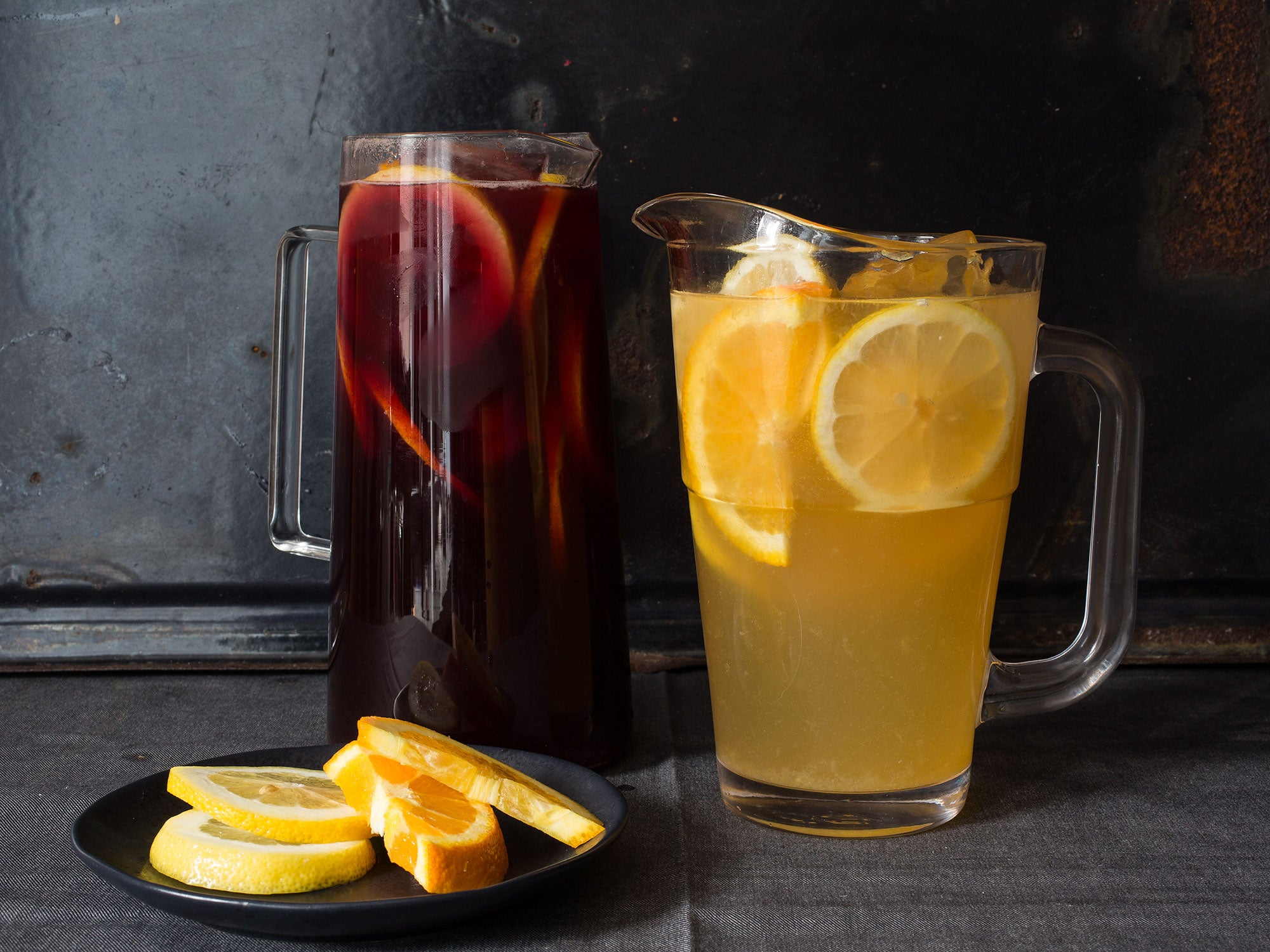 The Pour: The Sangria Edition of Cocktail Rehab