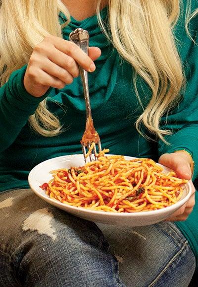 Rao's Spaghetti with Marinara Sauce