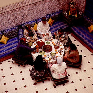 Inside Marrakech