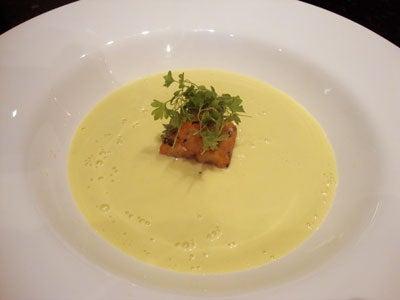 Devereux's Heirloom Squash Soup