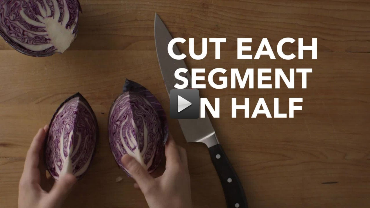 Video: How to Shred a Whole Cabbage