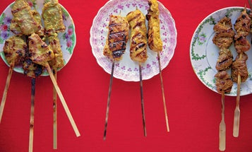 20 Years of SAVEUR: The World of Satay