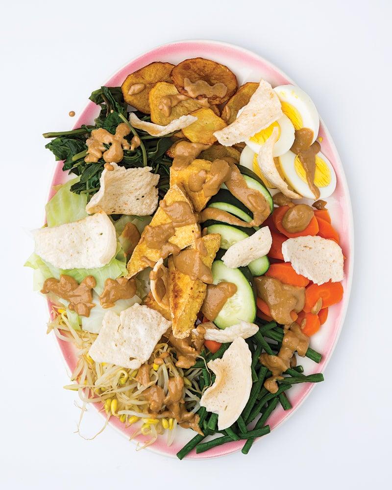 Salad Supreme