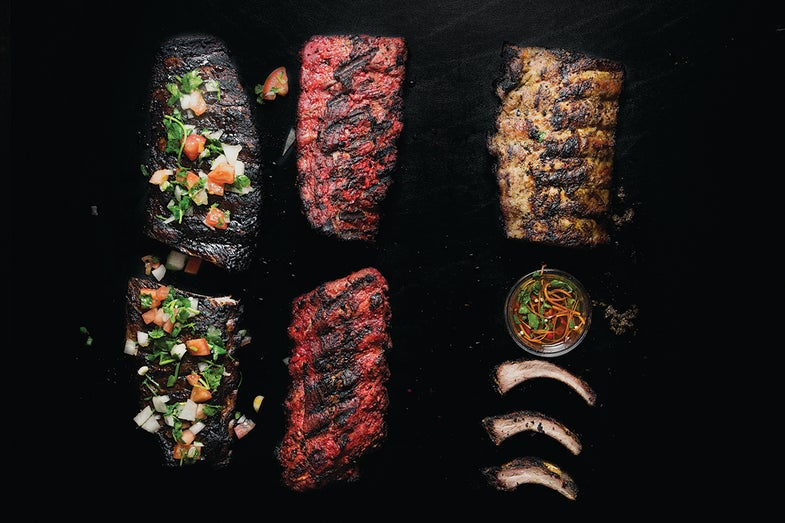 Secrets of the Grill: Ribs