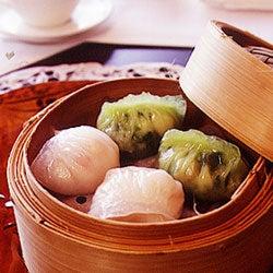 Har Kau (Shrimp Dumplings)