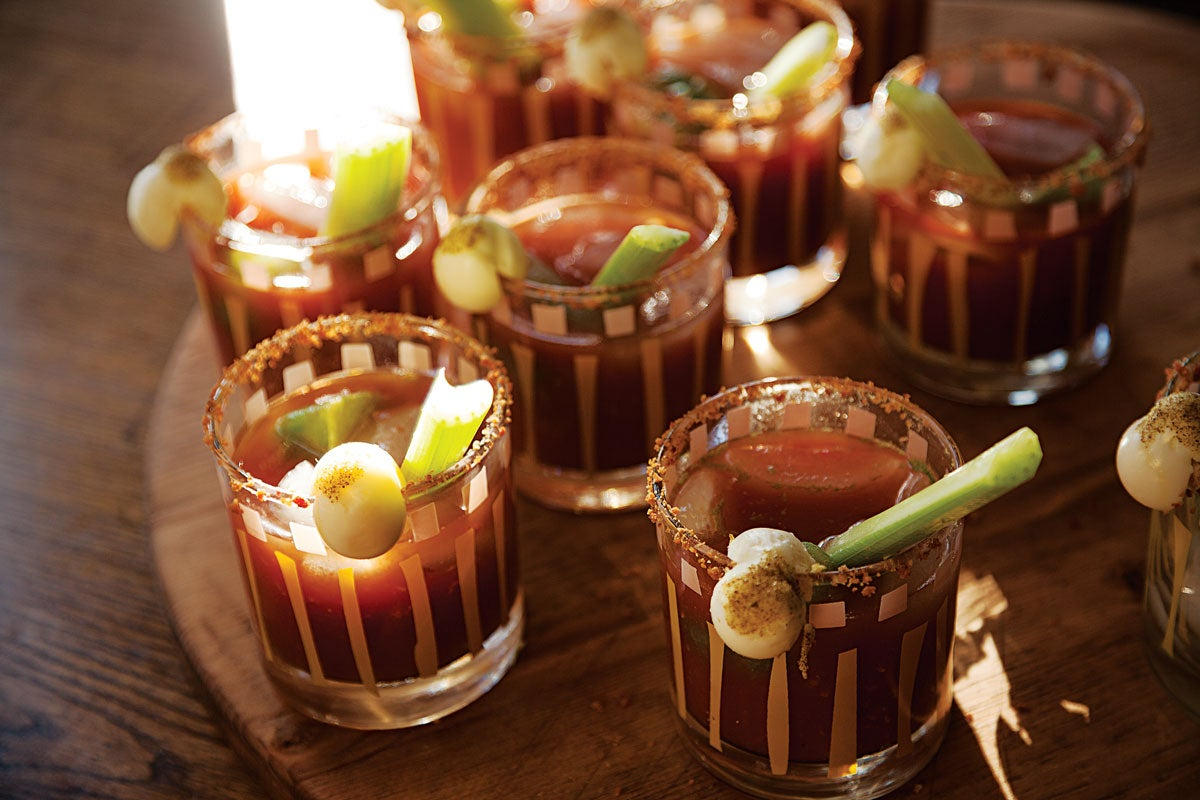 Border Grill's Bloody Mary recipe