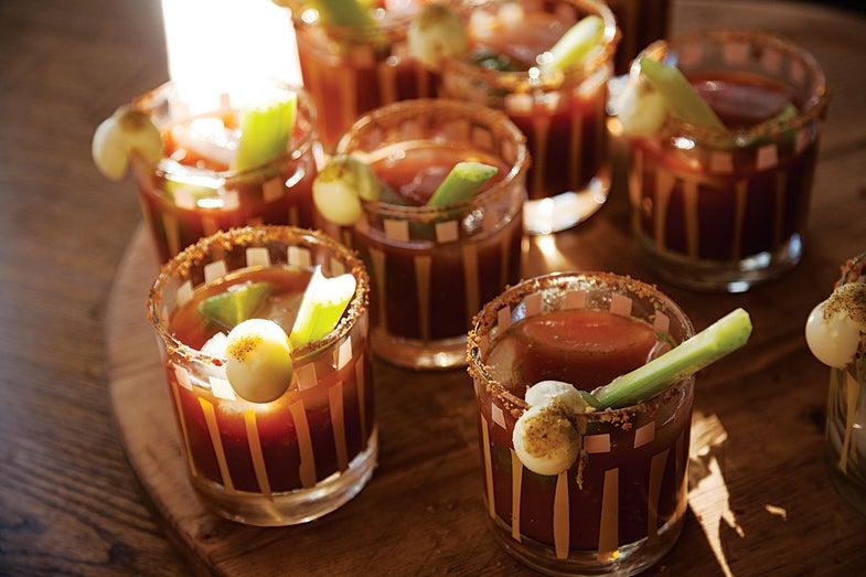 Border Grill's Bloody Mary recipe