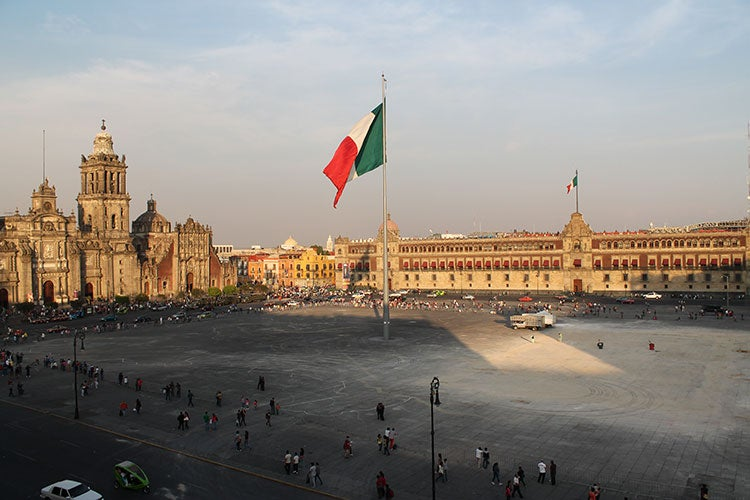 The Guide: Centro Histórico, Mexico City, Mexico