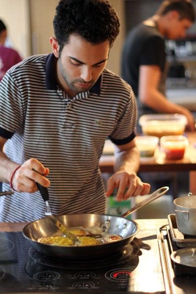Kookoo, My Favorite Persian Pancake