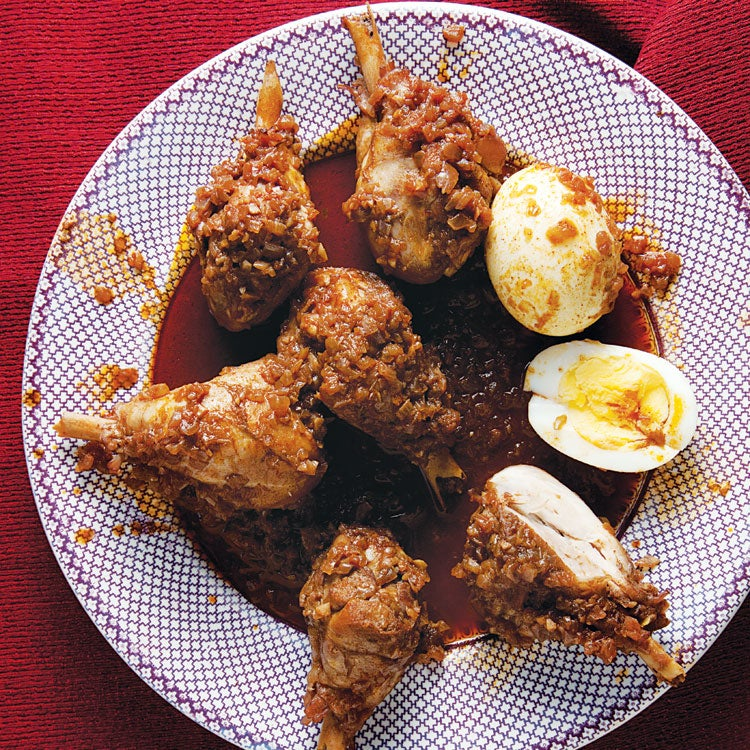 Ethiopian Chicken Stew (Doro Wot)