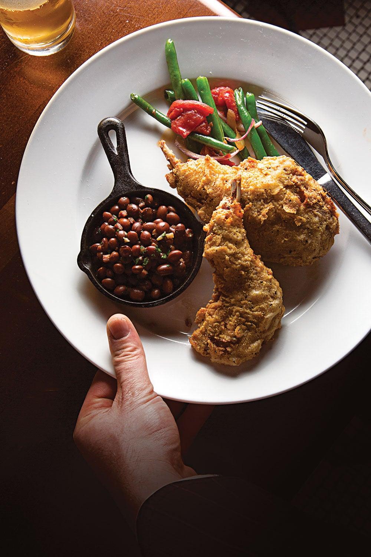 Extra-Crispy Fried Chicken