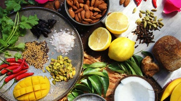 indian cold drinks ingredients