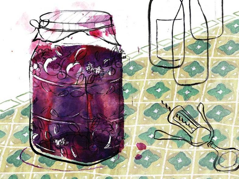 wine vinegar