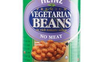 Heinz Vegetarian Beans