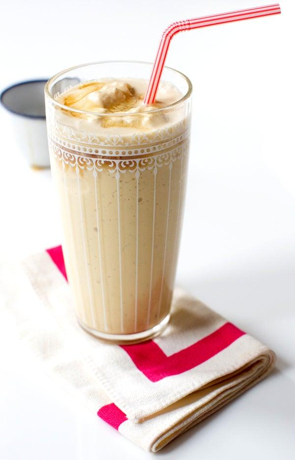 Maple Syrup Milkshake