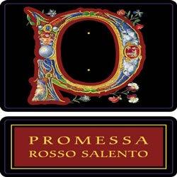 Promessa, Apulia (Italy) Rosso Salento 2005