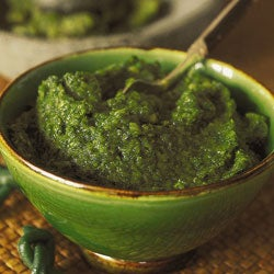 Nam Prik Noom (Green Chile Sauce)