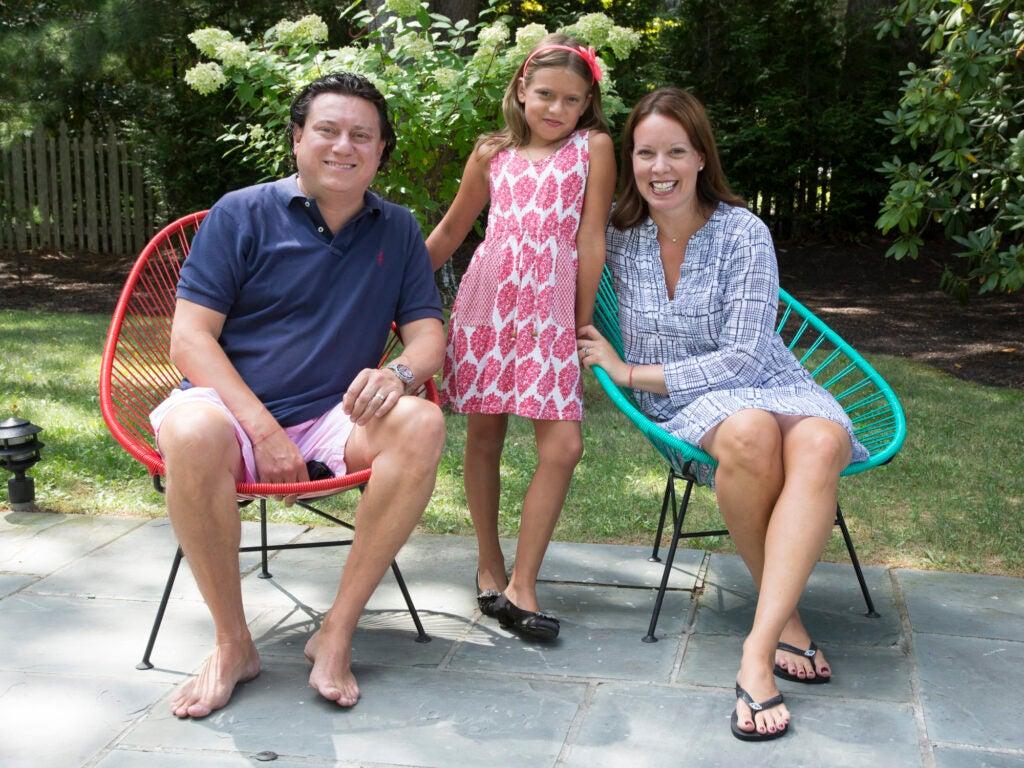 Julian Medina and Family