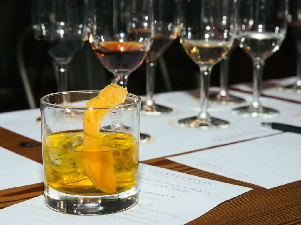 cocktails by Teddy Nixon of Bar Mash