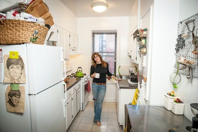 I Love My Kitchen Because: Marne Setton