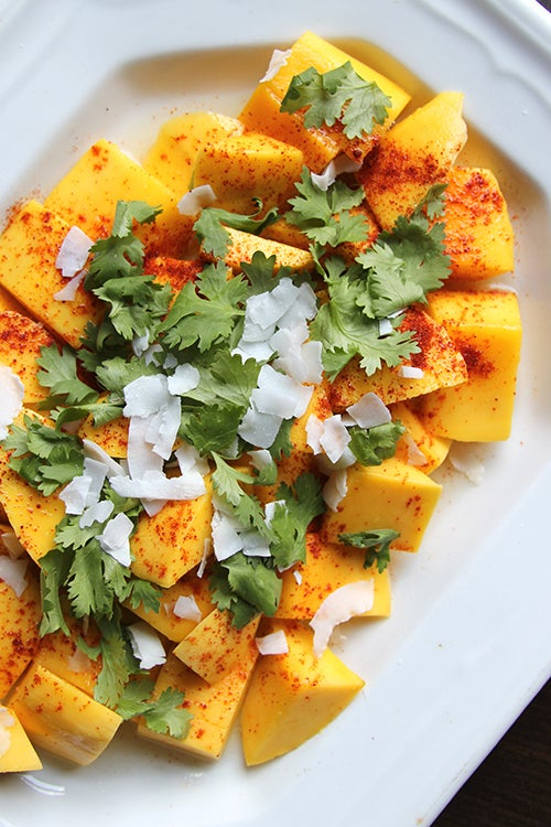 Sweet and Savory Mango Recipes