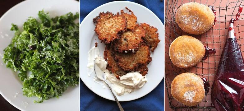 Menu: A Hanukkah Spread