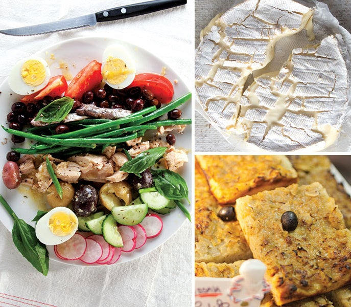 5 Menus to Cook Before the Summer's Over