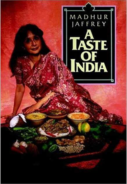 Madhur Jaffrey's 'Taste of India' Cookbook Was 30 Years Ahead of its Time