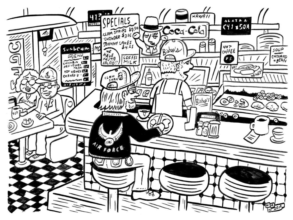 Bishop's Diner