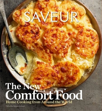 The SAVEUR Bookshelf: <em>The New Comfort Food</em>