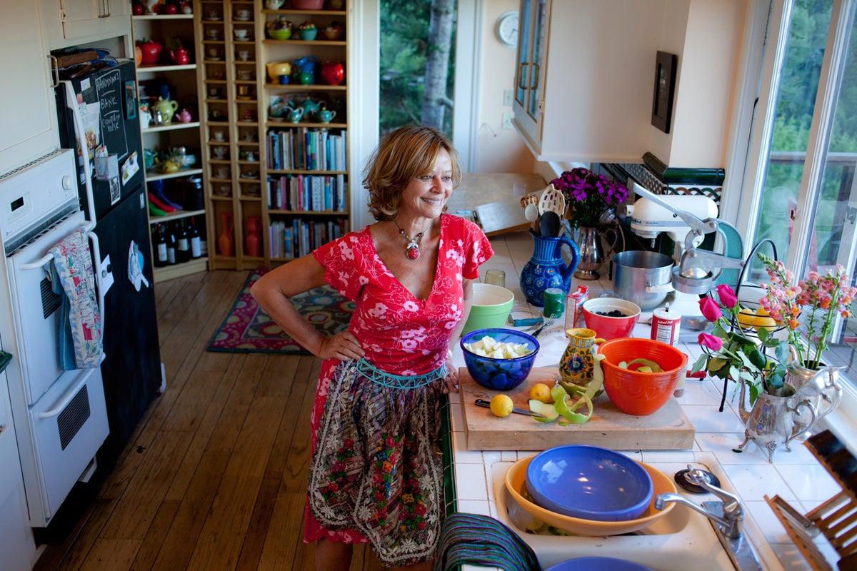 I Love My Kitchen Because: Joyce Maynard