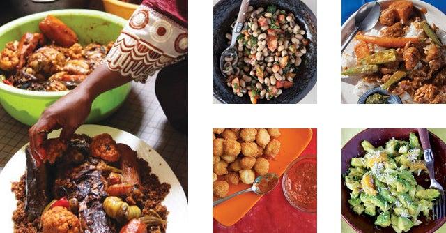 Menu: A Senegalese Feast