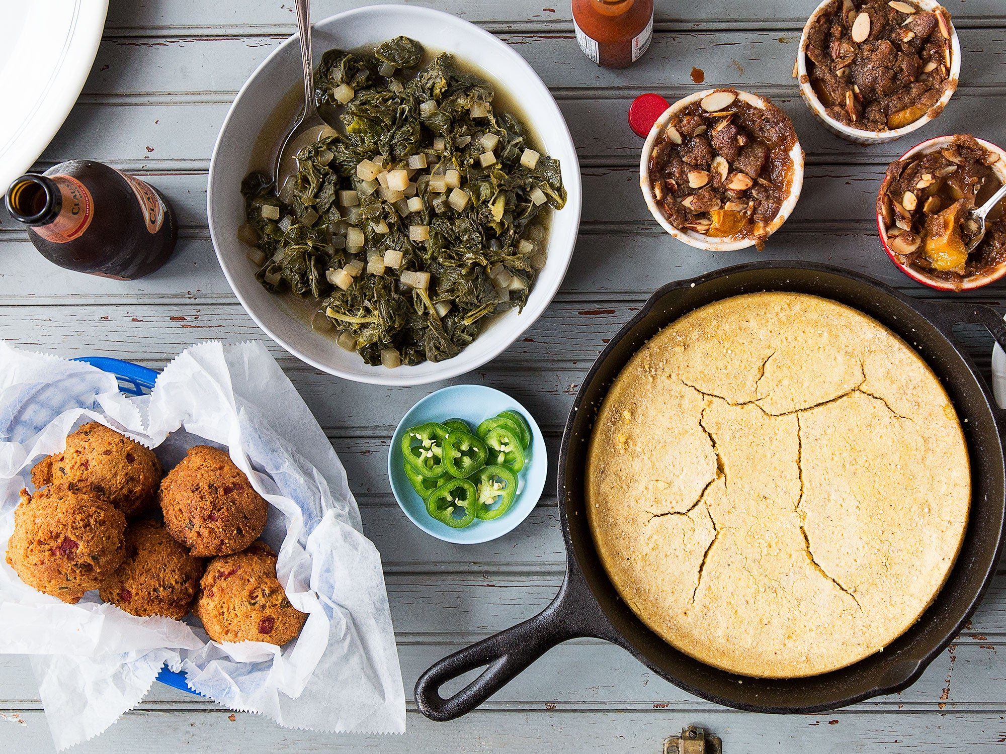 4 Barbecue Side Dishes to Bring Home, No Smoker Required